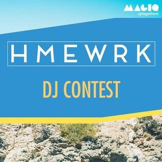 FunkCat HMEWRK DJ CONTEST 2016