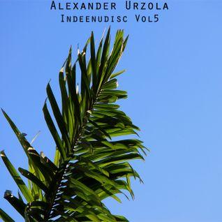 Alexander Urzola - Indeenudisc Vol 5