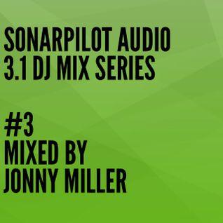 3.1 DJ MIX SERIES - #3 JONNY MILLER