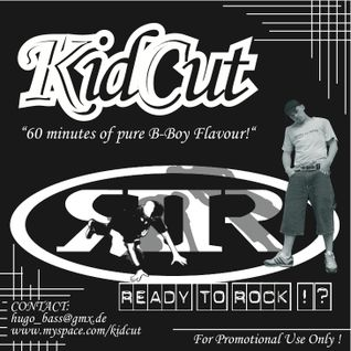 KIDCUT - Ready to Rock !?