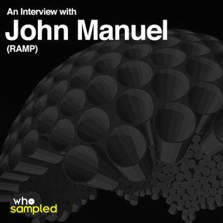 John Manuel (RAMP) interviewed for WhoSampled