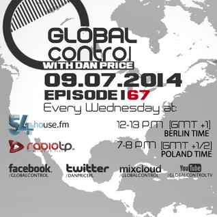 Dan Price - Global Control Episode 167 (09.07.14)