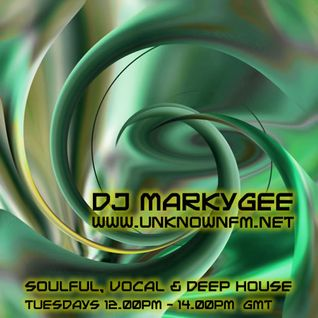 DJMarkyGee unknownfm.net Sat 14/07/2012 Tech & Deep House