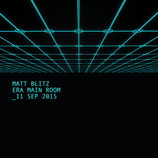Matt Blitz - ERA Main Room - 11/09/15