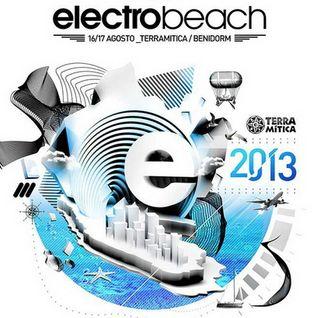 Adam Beyer - Live @ Electrobeach Festival (Benidorm) - 17.08.2013