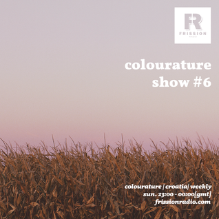 Colourature #6 w/ Rory Hyland