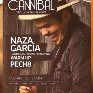 09 Trónica / Naza García