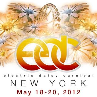 Chuckie - Live @ Electric Daisy Carnival New York (USA) 2012.05.20.