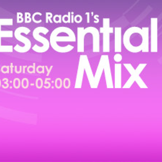 Flume - Essential Mix - 03-Oct-2015