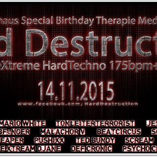 Scream-X - @ Dr. Brinkhaus special birthday therapie Medikament
