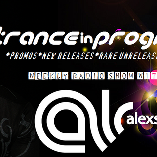 Trance in Progress(T.I.P.) show with Alexsed - Episode 407) Rising Trance Treasure mix