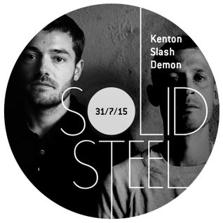 Solid Steel Radio Show 31/7/2015 Hour 2 - Kenton Slash Demon