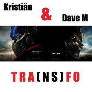 Kristiän and Dave M - Trafóállomás Vol. 1