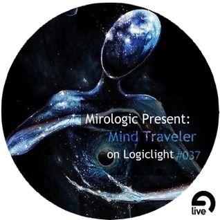 Mirologic Present: Mind Traveler on Logiclight #037
