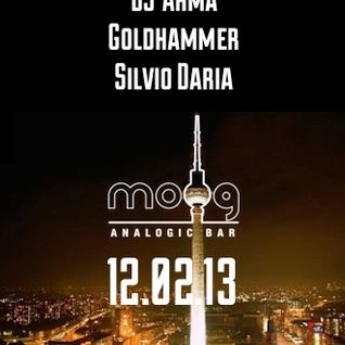 GMT-PARTY PROMOTION @ MAXIDAWA RADIO SHOW / RCV99fm / live from Moog (Lille-Fr) / 2013-02-12