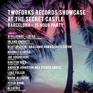 Alcatriz OFF-SONAR 2013 Beatsworkin /Twoforks Party at The SECRET CASTLE