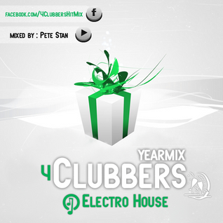 4Clubbers Hit Mix Top Year 2012 - Electro House CD 1