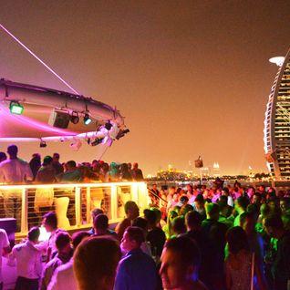 Soulfisher B2B Rishi live @ 360º Dubai (Above) - Clique 27 Nov 2014