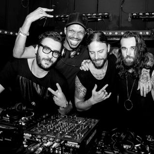 Art Department @ Mixmag DJ Lab 09-10-2014