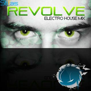 Stifas - ReVolve(Electro-House mix @ Skyradio)