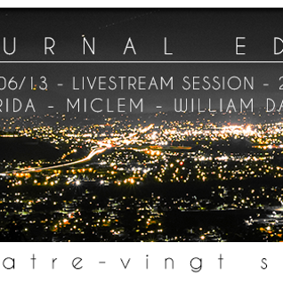 2013-06-14 Quatre-Vingt Sept - Nocturnal Edition with DJ Miclem