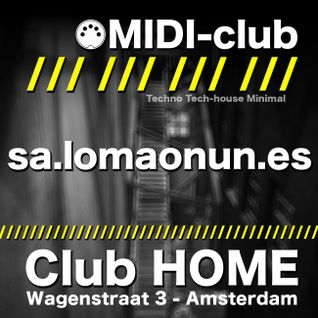 0x38 - sa.lomaonun.es - MIDI-club // One Night with... at Club HOME - 20-04-2012
