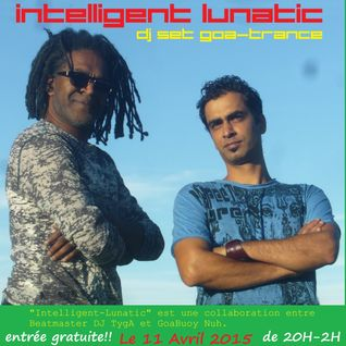 Intelligent & Lunatic  on  Amplitude-Rave