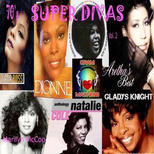 70's Super Divas Vol 2