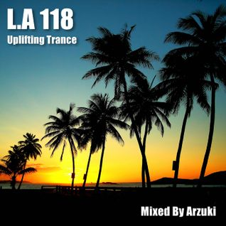 Arzuki - Look Ahead 118 Trance Mix (07.27.2015)