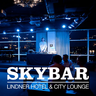 I love Skybar Antwerp
