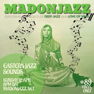 MADONJAZZ #89: Eastern Jazz Sounds