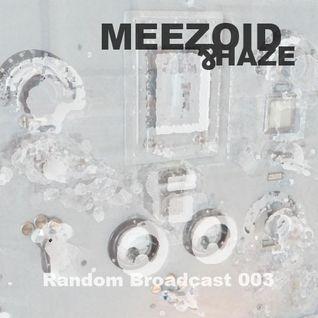 Meezoid & Haze Random Broadcast 003