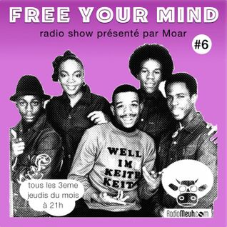 Free You Mind #6 (Mixed Show)