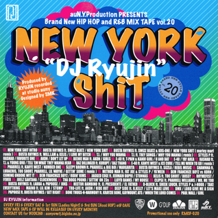 DJ RYUJIN / NEW YORK SHIT 2006 HIPHOP R&B MIX