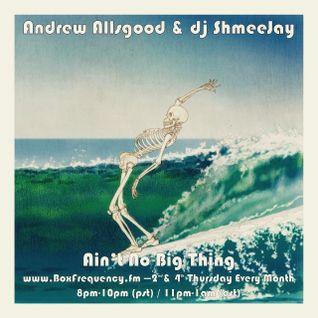 Andrew Allsgood & dj ShmeeJay - Ain't No Big Thing - 2016-05-26