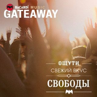 Bacardi Music Gateaway Playlist by Vlad Fisun