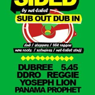5.45 - Dubsided vol1