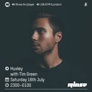 Rinse FM Show w/ Tim Green 16th July 2016