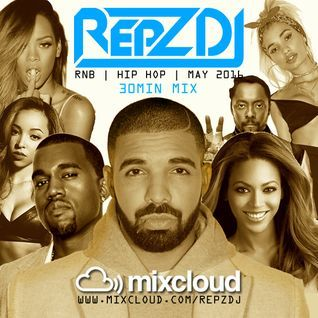 REPZ DJ - May vs. April Mix *Re-Issue* 80 Minutues of Urban