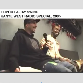Flipout & Jay Swing - KANYE WEST - December 16th 2005 part 1