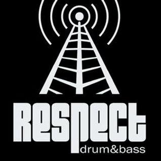 Shortee - Respect Drum&Bass Radio (D&B / Drumstep / Dubstep)
