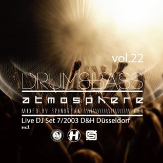 Atmosphere vol.22 (mixed by Spinbreak)