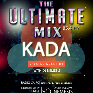 Nemesis - The Ultimate Mix Radio Show (039) 20/10/2015 (Guest Kada)