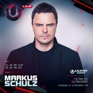 Markus Schulz – Live @ Ultra Europe 2016 (Split, Croatia) – 17-JUL-2016