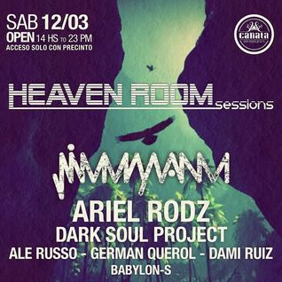 Jimmy Van M - Live at Heaven Room Session, Parque Leloir (12-03-2016)