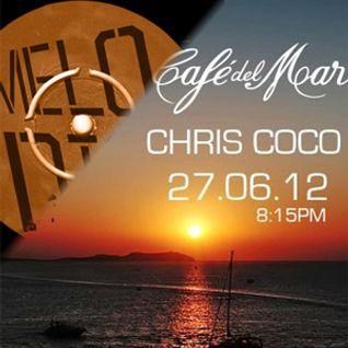Melodica 9 July 2012 (Cafe Del Mar Sunset)