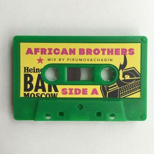 Dj Pirumov & Chagin  African Brothers  Mix