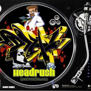 DJ D-VIL HEADRUSH FM JANUARY 2012 MIX
