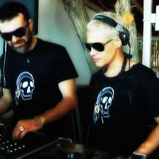 G-Pal & Anna Maria X - Live @ Exit Club - Lithuania (25-03-2011)