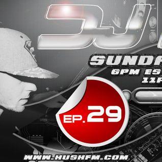 DJ L - Hush Fm - Episode #29